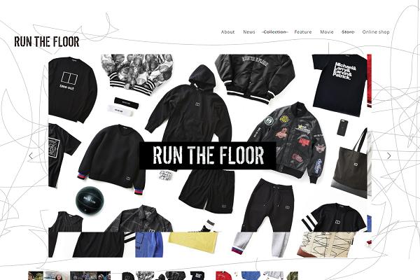 RUN THE FLOOR