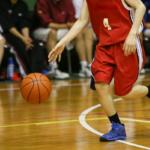 バスケットボール 空気圧