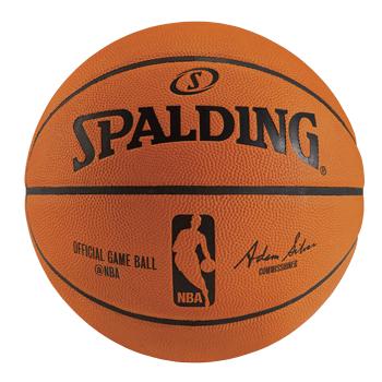 オフィシャルNBAゲームボール