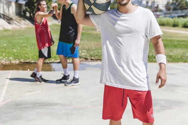バスケ リストバンド