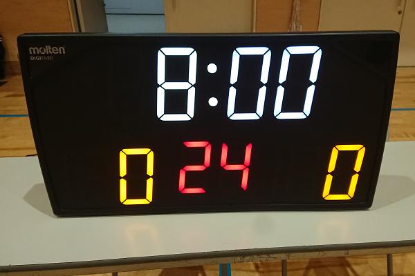 バスケ 試合時間